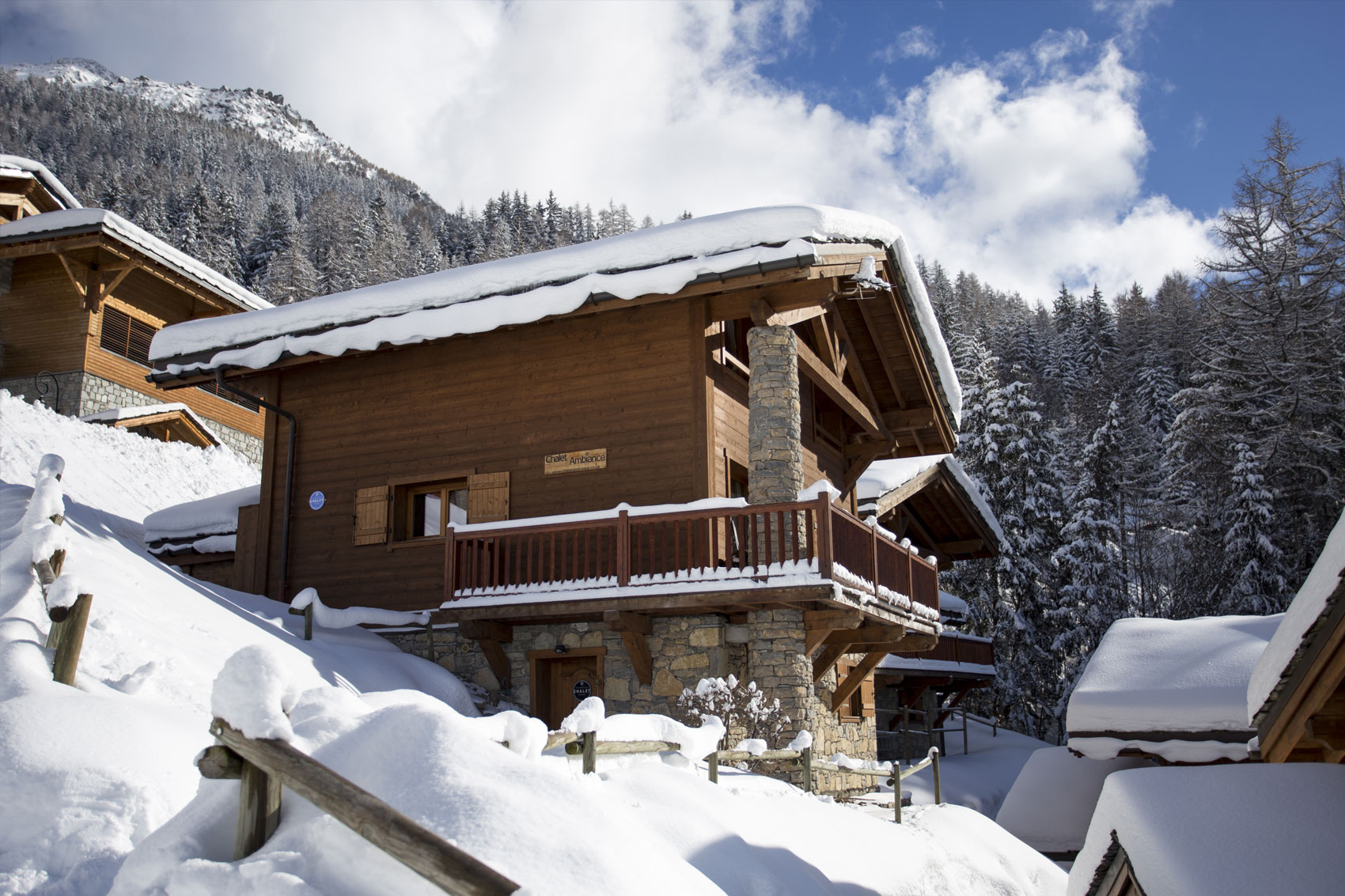 apartment ambiance the sainte foy chalet company